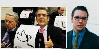 Cuando DUQUE HABLABA MAL DE URIBE y lo acusaba de fundador del paramilitarismo.