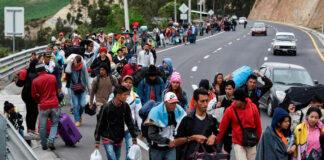 Producto de las nuevas normas en ECUADOR podríamos tener avalancha de Venezolanos llegando por el Sur