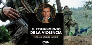 EL RESURGIMIENTO DE LA VIOLENCIA