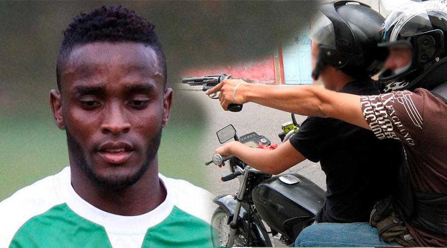 Stiven Mendoza, Futbolista del Amiens Sporting Club, nueva víctima de fleteros en Medellín