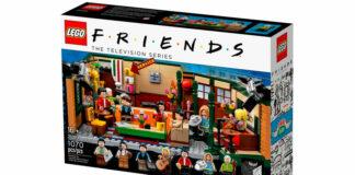 """""""FRIENDS"""" tiene su propio set de Lego"""