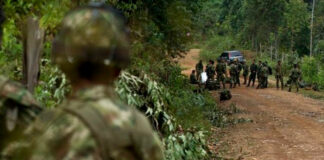 TRES soldados heridos en Hacarí en ataque con CILINDROS BOMBAS