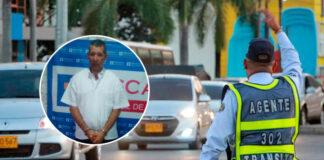 Por SEGUNDA vez capturan a Guarda de Tránsito que exigía dinero en Neiva
