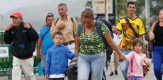 Otorgarán nacionalidad a niños de venezolanos inmigrantes