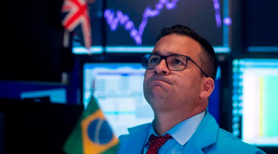 Remezón en Wall Street  ante temores de una recesión