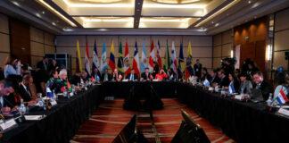 60 países se reúnen en Lima para discutir qué hacer con Venezuela