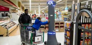 Los nuevos robots asistentes en tiendas de EE.UU., en vez de ayudar solo se ponen HISTÉRICOS