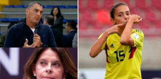 La respuesta oficial de una campeona panamericana a Faryd Mondragón y a Marta Lucía Ramírez