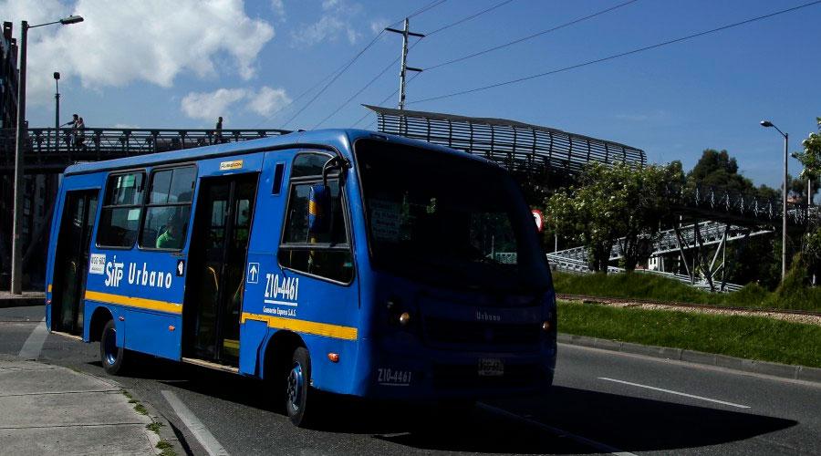 Accidente bus del SITP deja 12 HERIDOS en el sur de Bogotá