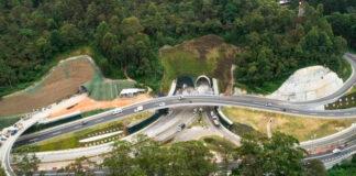 El Túnel de Oriente, una obra que deja al Túnel de La Línea en pañales