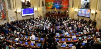 SUSPENDIDA Votación de ley de CONFLICTO de INTERESES