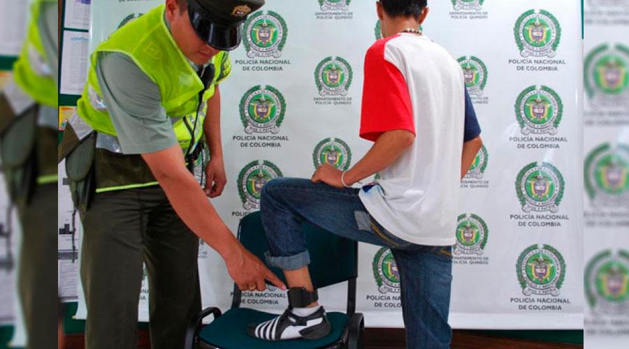 Presos deberán pagar por brazaletes electrónicos para tener casa por cárcel, según idea del INPEC
