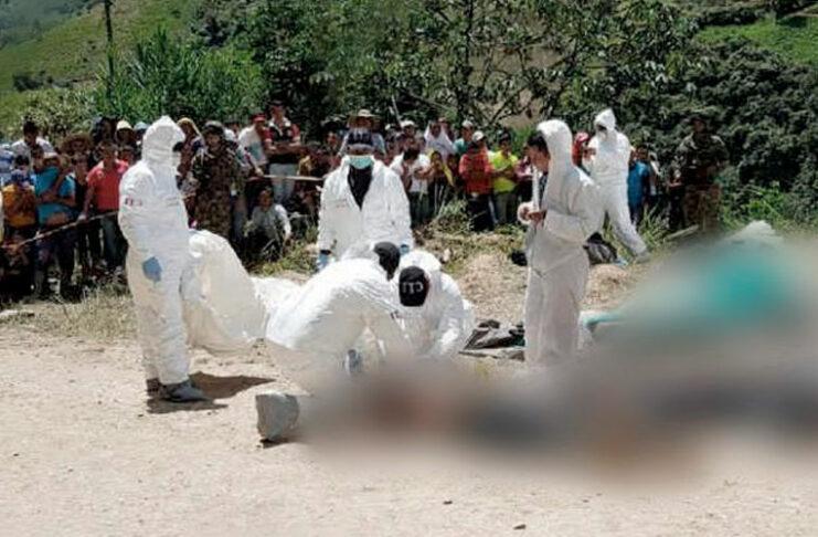 Dos hermanos que departían con otro joven, fueron víctimas de masacre en Cauca