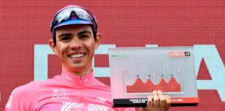 Sergio Higuita gana la etapa 18 de la Vuelta a España