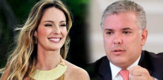 La desilusión de Claudia Bahamón por haber votado por Duque