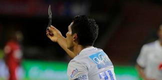 Identifican a hombre señalado de lanzar cuchillo contra jugadores en partido entre DIM y Millonarios