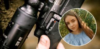 Recibió un disparo de rifle en la cara el día de su cumpleaños y cero regalos