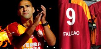 Quiere comprar la camiseta de Falcao en Galatasaray? Aquí le decimos cómo