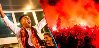 Galatasaray, sexto equipo de Falcao García en Europa