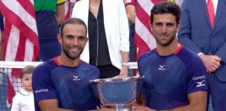Cabal y Farah, ¡CAMPEONES DEL US Open!