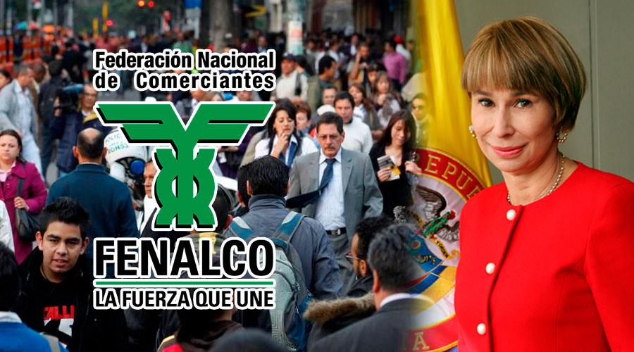 Fenalco es quien promueve el trabajo por horas, no es del Gobierno: Ministra Arango