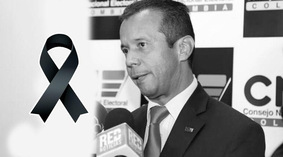 Fallece HERIBERTO SANABRIA, ex presidente del Consejo Nacional Electoral