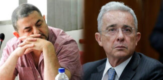 Hernán Sierra, el 'ex-para' que testificará contra Uribe