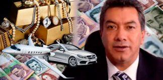 Burdeles, Joyas y autos de lujo eran los gastos del exdirector de la Distrital
