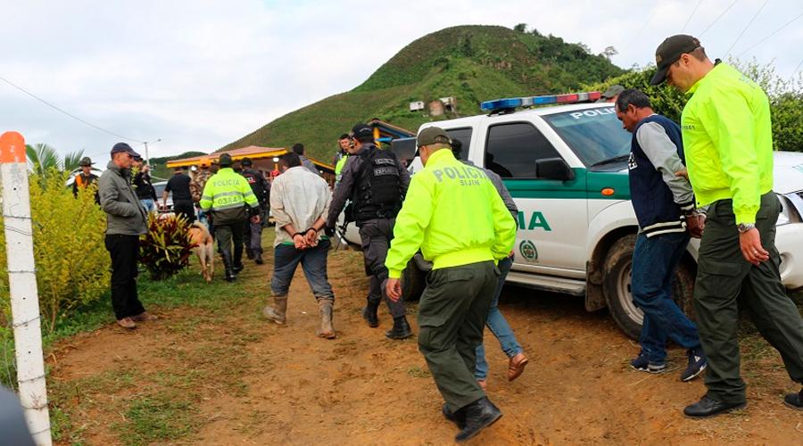 Capturan presunto responsable de masacre en Manizales