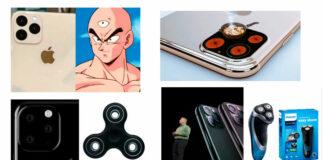 La triple cámara del nuevo iPhone se convierte en meme en una sola noche