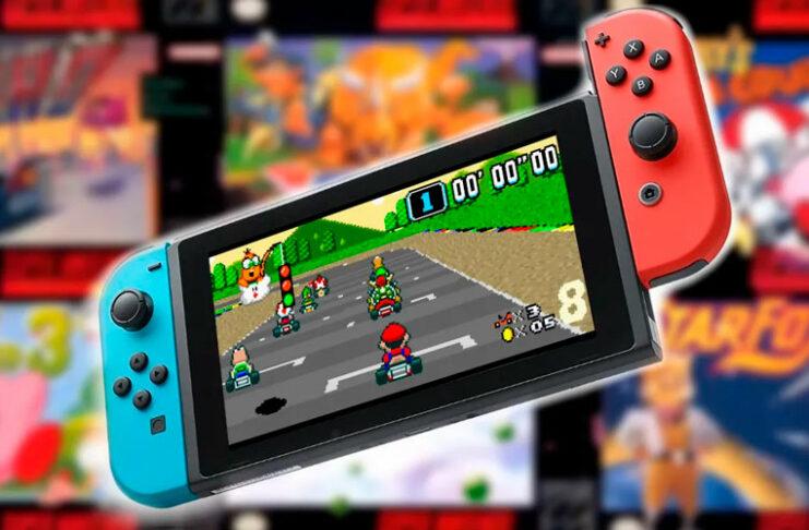 20 clásicos de SNES disponibles para tu consola Nintendo Switch