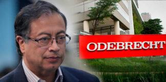 Petro reveló lista preliminar de periodistas que supuestamente fueron sobornados por Odebrecht