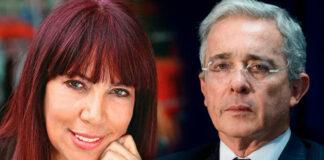 Álvaro Uribe arremete de nuevo contra María Jimena Duzán por una columna