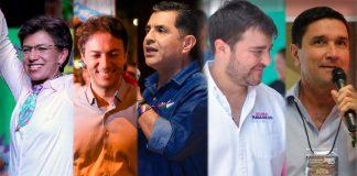 Se CAEN los grandes partidos y los INDEPENDIENTES se ponen a la CABEZA del país