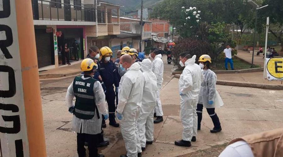 22 personas INTOXICADAS por extraño químico en colegio del Valle