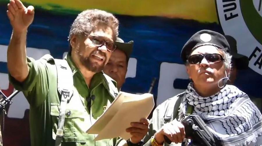 Expulsados oficialmente  Márquez y Santrich del partido Fuerza Alternativa Revolucionaria del Común