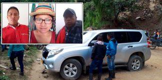 Indígenas responsabilizan a disidencia tras masacre en Tacueyó
