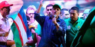 Jorge Iván Ospina sigue LIDERANDO la encuesta de intención de voto en Cali