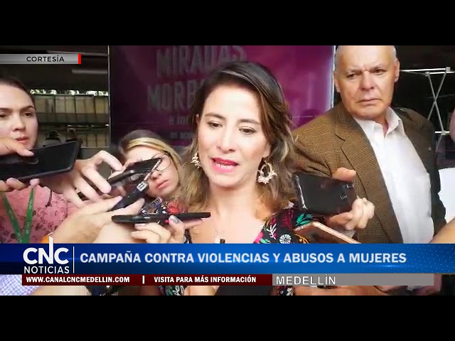CAMPAÑA DEL METRO CONTRA VIOLENCIAS Y ABUSOS A MUJERES