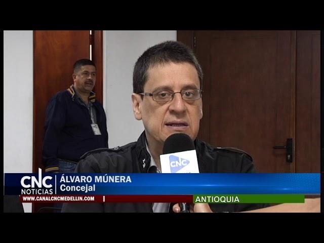 Álvaro Múnera se queja ante la Registraduría