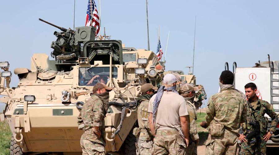 Trump y su decisión de retirar las tropas de Siria: