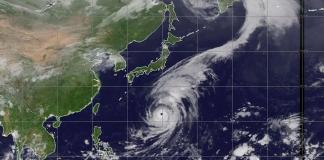 Hagibis podría provocar daños comparables a los del poderoso tifón que dejó más de 1.200 muertos en 1958