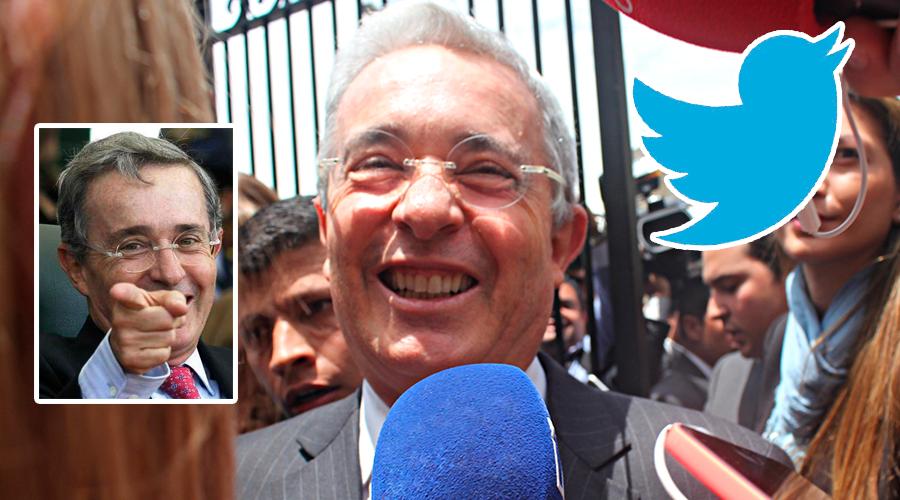 Uribe se toma con humor meme que le hicieron comparándolo con fuga de Aída Merlano