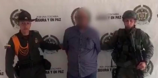 """Policía reporta CAPTURA del """"Zar del oro"""" en el Bajo Cauca"""