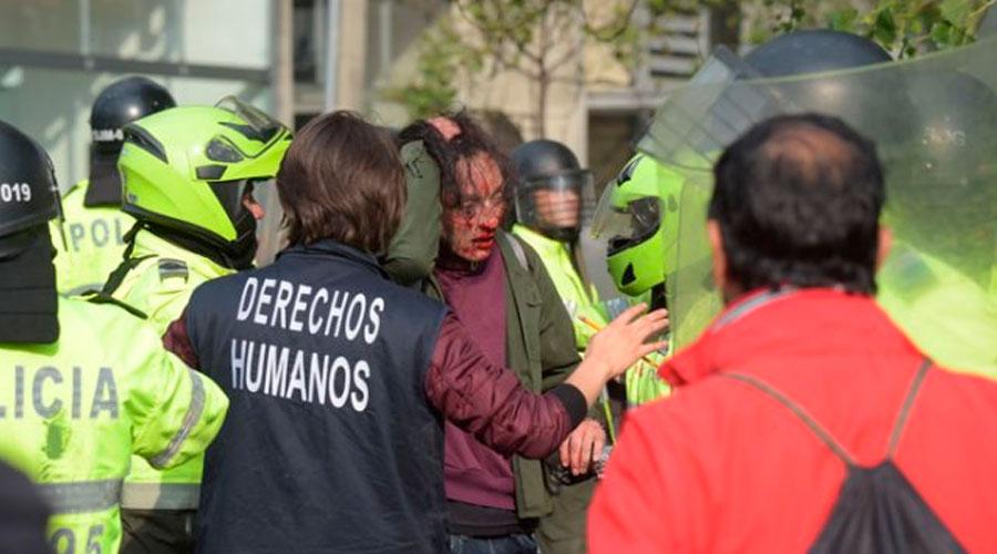 Al menos se abren 12 INVESTIGACIONES internas por abusos de las fuerzas armadas en marchas