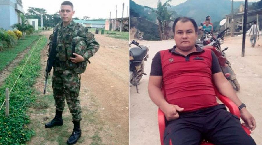 20 años de cárcel para el que mató a Dimar Torres y los ALTOS MANDOS LIBRES y sin CARGOS