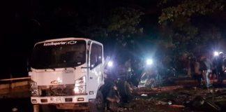 Ataque con un CAMIÓN BOMBA contra estación de la Policía deja al menos 3 MUERTOS y varios heridos