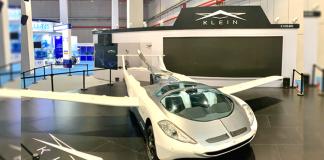 VIDEO: Presentan Aircar, un auto volador que permitirá evadir los atascos