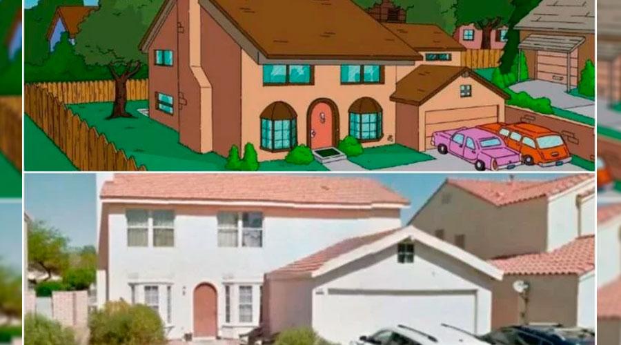 Google Maps ENCONTRÓ la casa de Los Simpsons y NO ESTÁ en Springfield