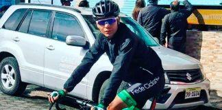 Tragedia en el ciclismo colombiano: muere en accidente joven promesa